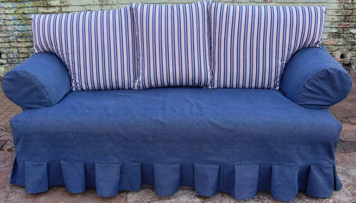 Чехол на диван непромокаемый своими руками