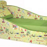 Выбор диванов с бортиками для детей от 3 лет — какие они бывают?