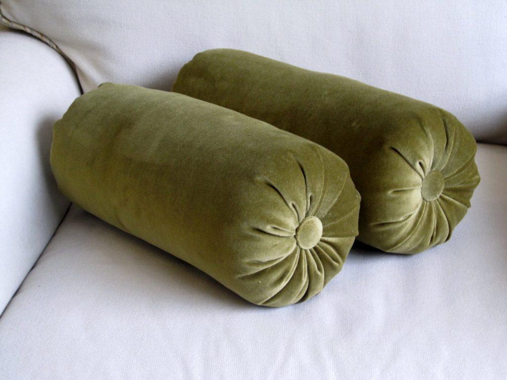 Подушки и валики для дивана своими руками 175