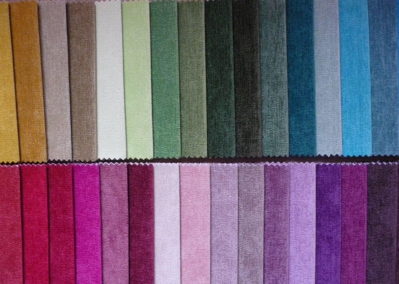 купить ткань для обивки мебели велюр