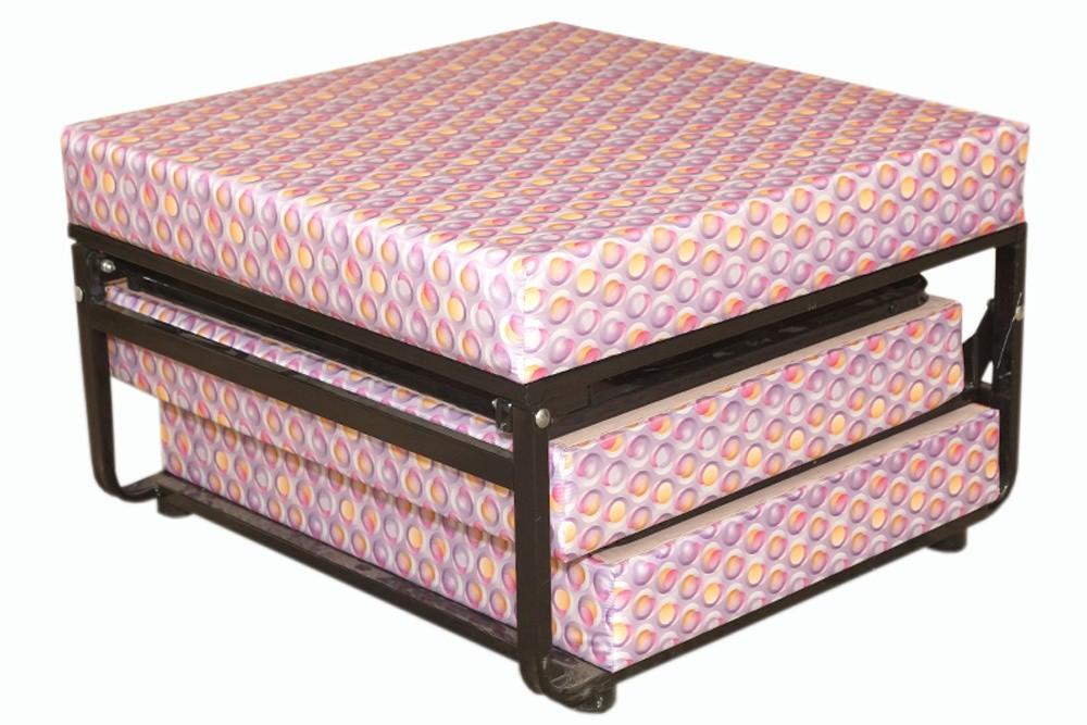 Как сделать пуфик к кровати своими руками - У Самоделкина 33
