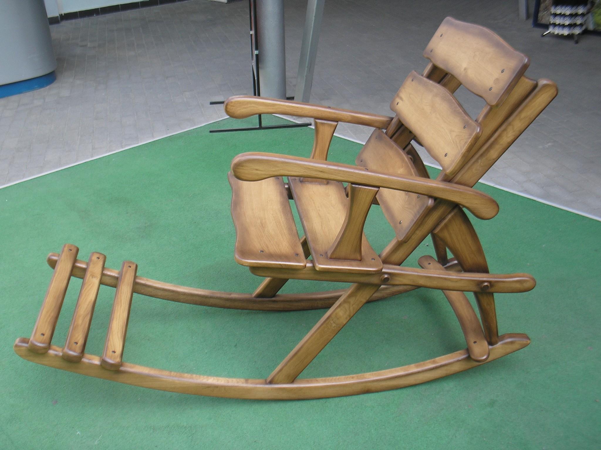 Сделай сам кресло качалку своими руками из 669