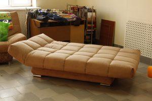 Разложенный диван клик кляк