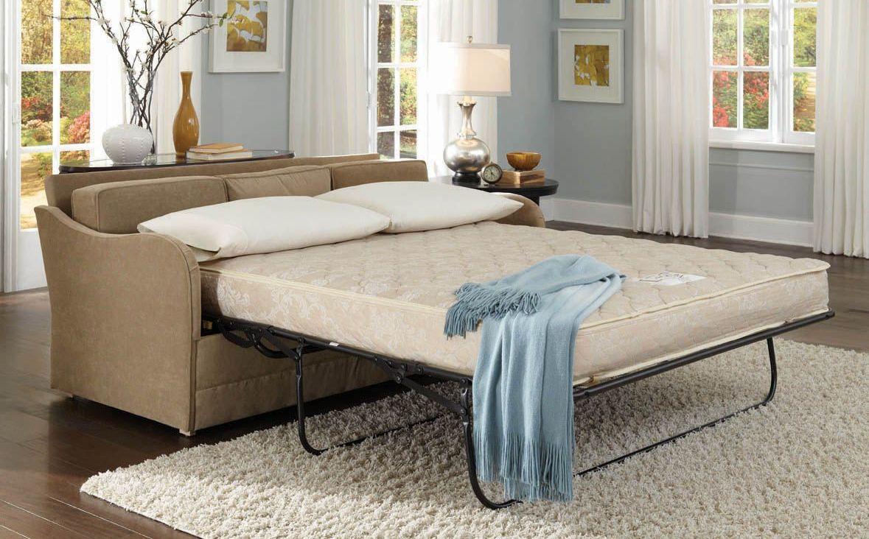 диван с ортопедическим матрасом для ежедневного использования в