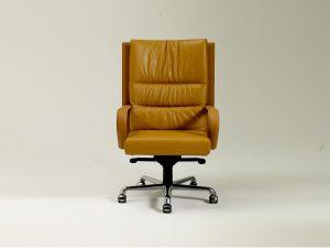Эргономичное кресло в офис