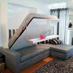 Обзор диванов-трансформеров для маленькой комнаты: 10 вариантов