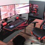 Игровое кресло для геймера: качество и функциональность на первом месте