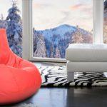 Изготовление кресла-мешка своими руками: выбор наполнителя и этапы работы