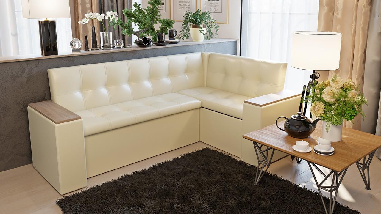 угловой диван на кухню со спальным местом виды конструкций и