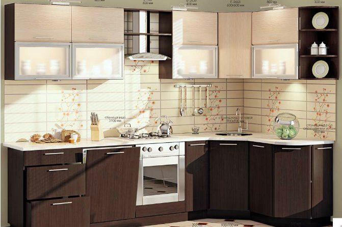 Мебель для оформления кухни