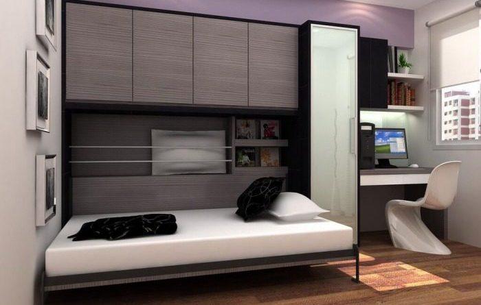 Мебель с практичной кроватью