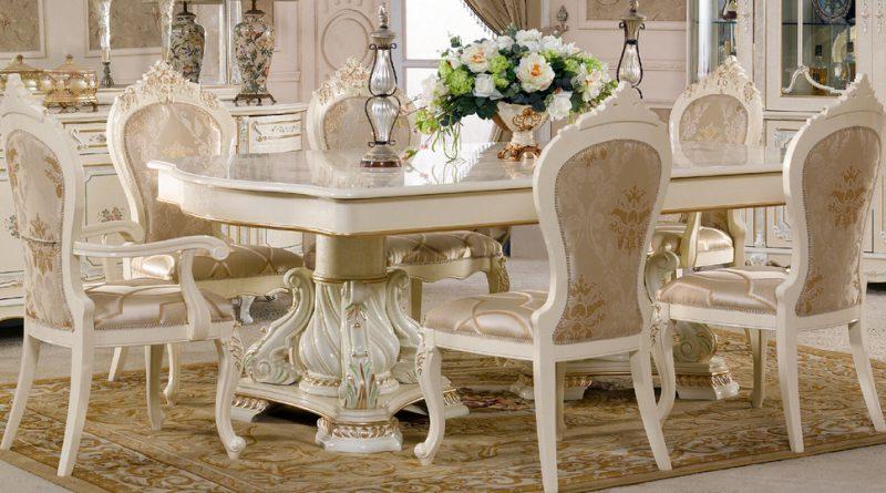 Обеденный комплект мебели