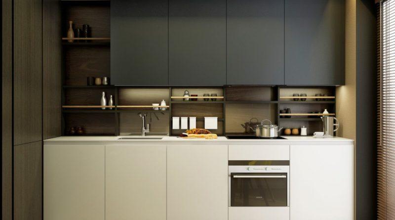 Практичная кухни