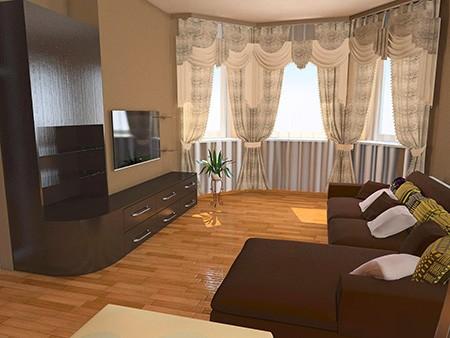 Визуализация современной мебели