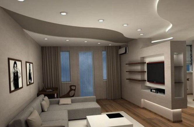Типы квартиры