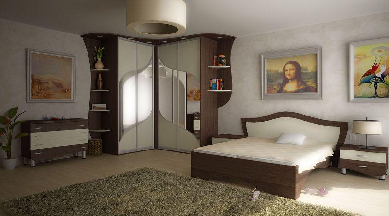 Типы спален