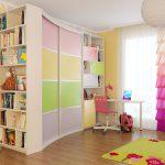 Несколько особенностей выбора шкафа для детской комнаты