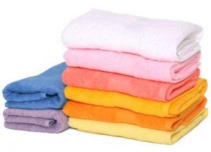 Типы махровых полотенец