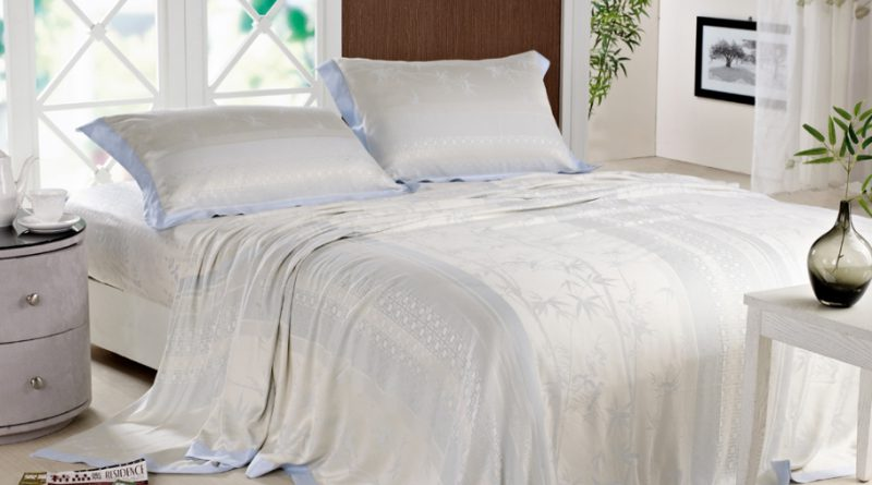 Бамбукове постельное белье