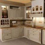 Основные черты стиля классика на кухне
