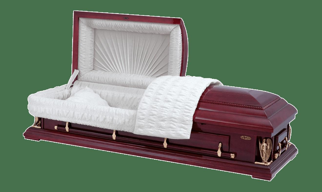 Красивый гроб