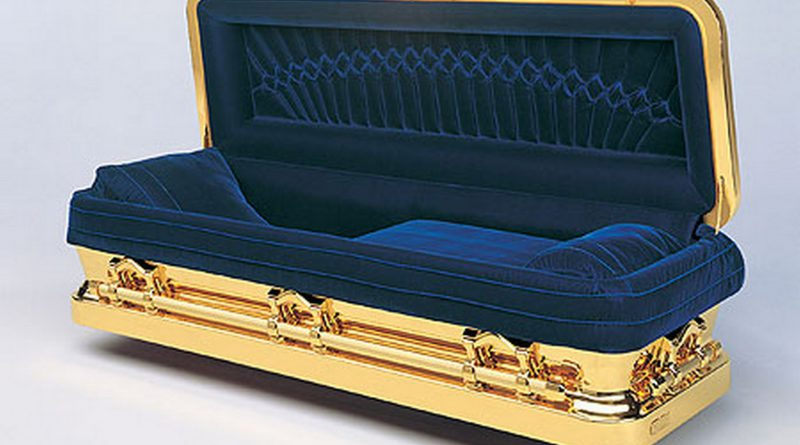 Типы гробов