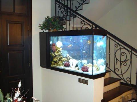 Резервуар для рыбок