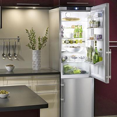 Современный холодильник
