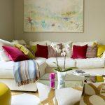 Как сделать эффектную экипировку дивана?
