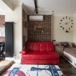 Достаток и богатство дома с первого взгляда — кожаная мебель