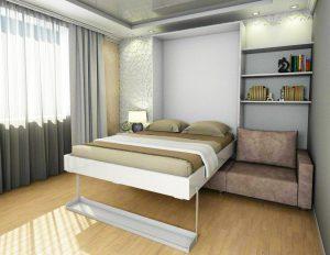 Шкаф-диван-кровать