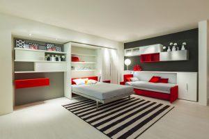 Подьемная кровать с диваном