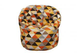 Компактное кресло - пуф