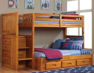 Многофункциональная кровать для 3 человек