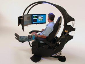 Современное кресло для компьютера