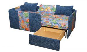 Диван-кровать для детей от 3 лет