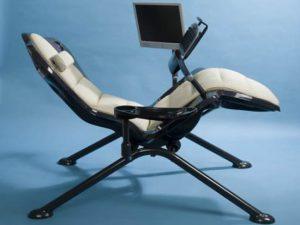 Кресло - трансформер для компьютера