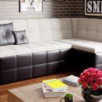 Маленькие угловые диваны со спальным местом: популярные модели и советы по выбору