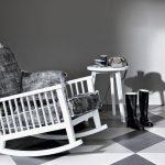Как сделать кресло-качалку своими руками из подручных материалов