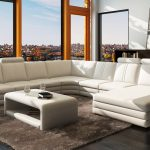 П образные диваны — смелое решение для преображения интерьера
