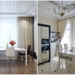 Как правильно выбрать шторы для кухни