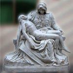 Преимущества и недостатки скульптур из мрамора