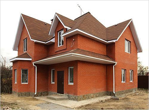 Стройка дома