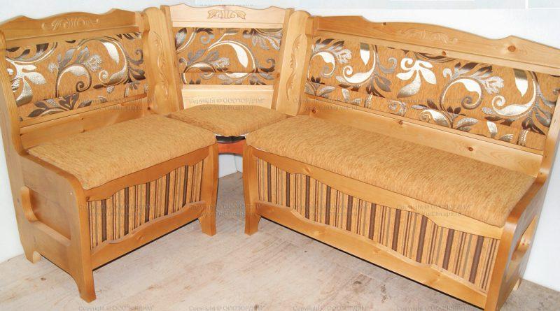 Березовая мебель
