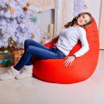 Бескаркасная мебель обеспечит идеальный отдых…но как?