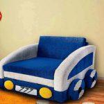 Топ-5 правил выбора детского дивана