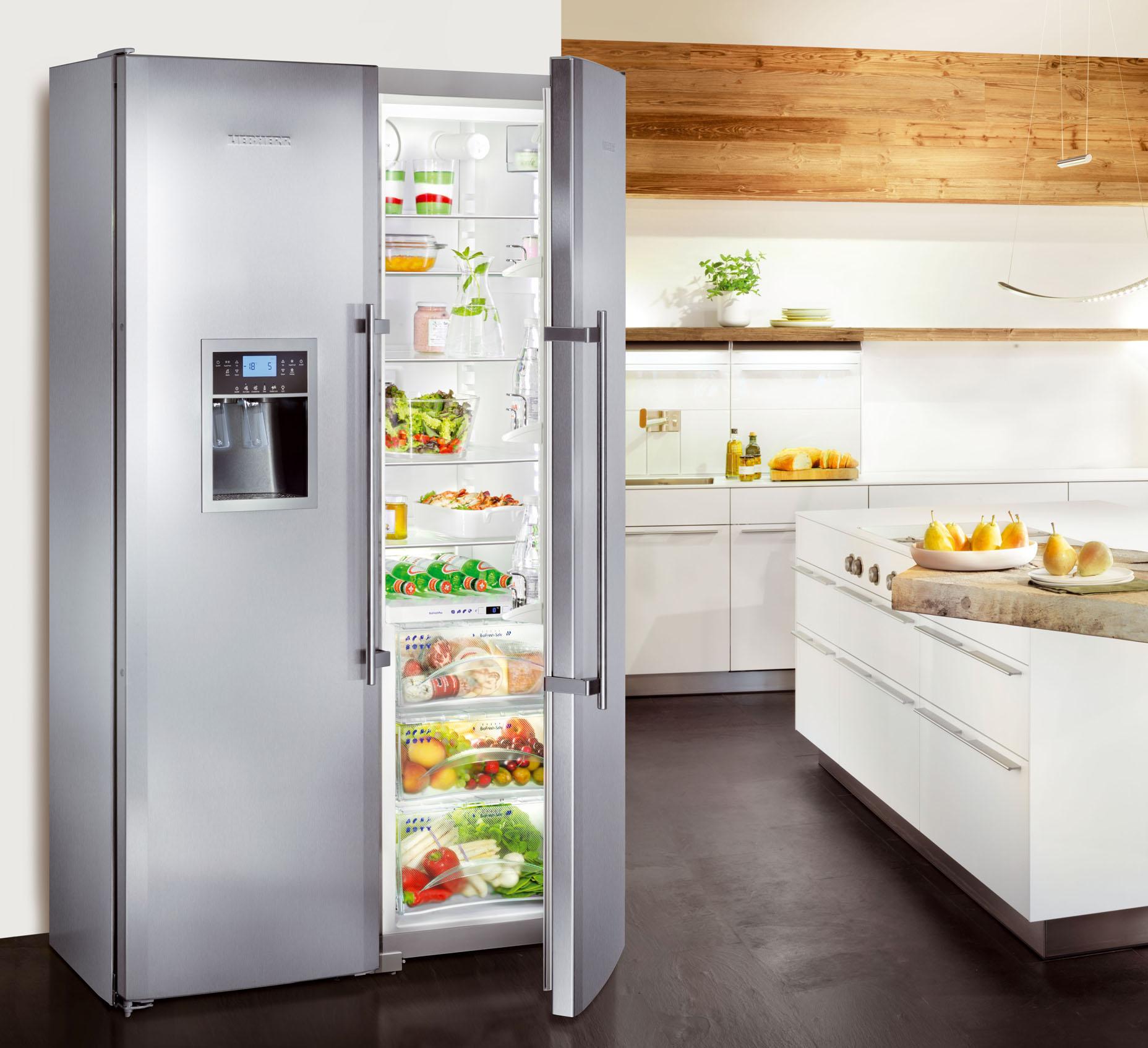 Типы холодильников