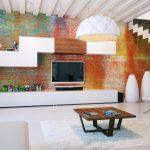 Стенка в гостиной: прошлый век или красивая мебель