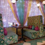 Диван-чайхана – отличное место для чаепития в компании друзей