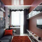 Топ-3 варианта размещения мебели в небольшой квартире